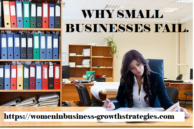 WhySmallBusinessesFail